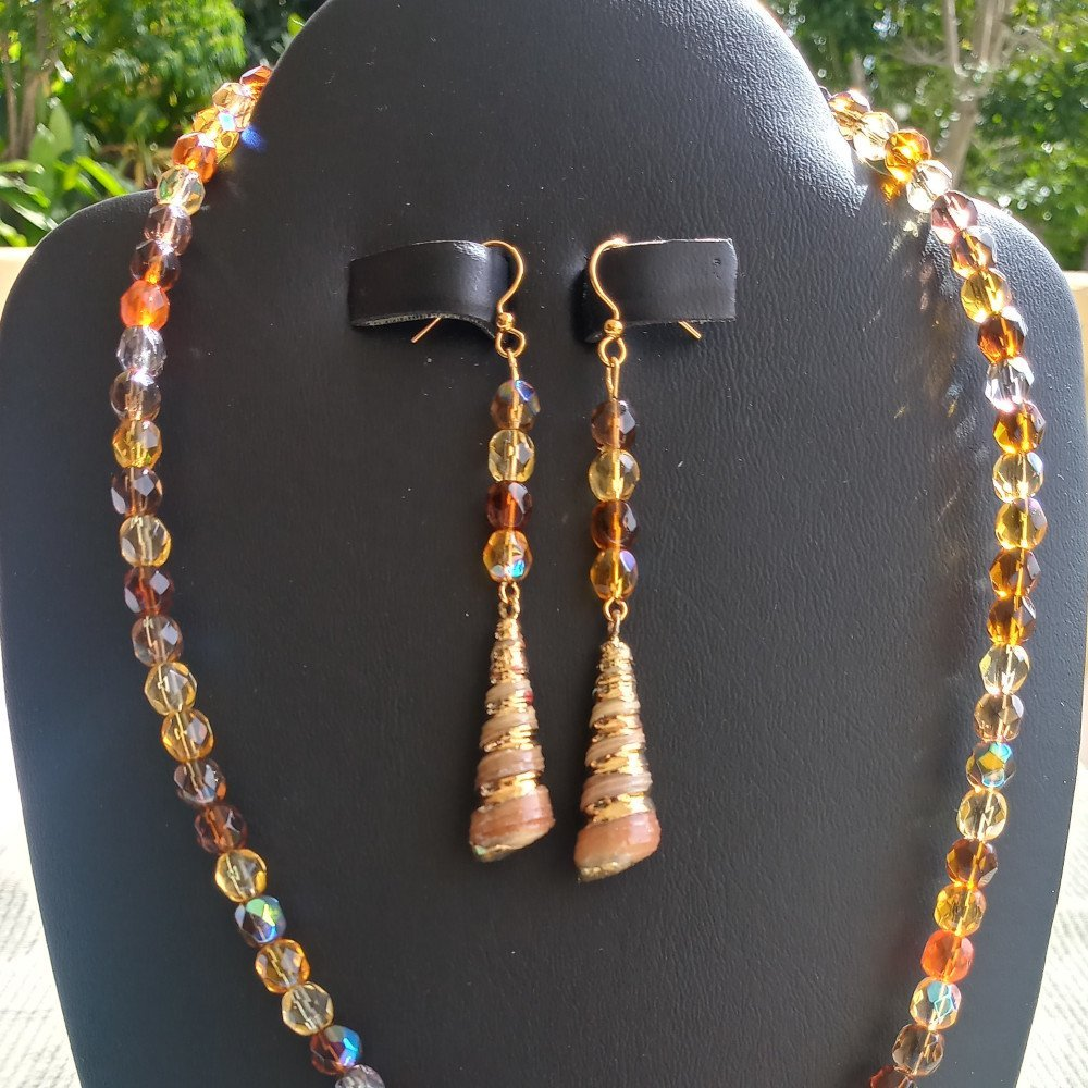 Handmade Necklace & Earring Sets